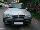 Bán xe Ssangyong Musso Libero đời 2005 số tự động giá 210 triệu tại Hà Nội