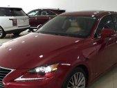 Cần bán Lexus IS 250 2015, màu đỏ giá 2 tỷ 341 tr tại Hà Nội