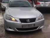 Cần bán lại xe Lexus IS250 đời 2010, màu bạc chính chủ giá 950 triệu tại Hà Nội