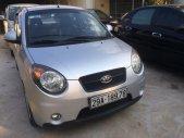 Cần bán xe Kia Morning SLX đời 2008, màu bạc, nhập khẩu nguyên chiếc, giá 300tr giá 300 triệu tại Hà Nội
