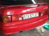 Cần bán lại xe Audi 80 1992, màu đỏ, nhập khẩu chính hãng, 193tr giá 193 triệu tại Tp.HCM