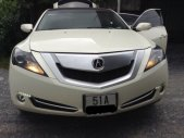 Bán Acura ZDX đời 2009, màu trắng, nhập khẩu chính hãng giá 1 tỷ 788 tr tại Tp.HCM
