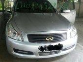 Bán Infiniti G35 đời 2006, màu bạc, xe nhập giá 800 triệu tại Hà Nội
