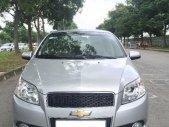 Cần bán lại xe Chevrolet Aveo 1.5 AT đời 2013, màu bạc số tự động giá 420 triệu tại Tp.HCM