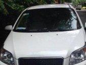 Bán Chevrolet Aveo MT đời 2015, màu trắng giá 380 triệu tại Tp.HCM