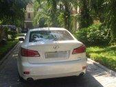 Cần bán Lexus IS 250 đời 2013, màu trắng giá 1 tỷ 600 tr tại Hà Nội