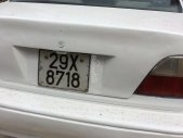 Xe Daewoo Tico 1995, màu trắng giá cạnh tranh giá 30 triệu tại Hà Nội