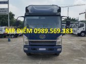 Xe Faw 7,25 tấn công suất lớn máy to cầu to thùng dài 6,2m giá 465 triệu tại Hà Nội