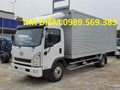 Xe Faw 6.2 tấn, Faw 6.95 tấn, Faw 7.25 tấn giá 385 triệu tại Hà Nội