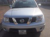 Cần bán lại xe Nissan Navara 2013, màu bạc, nhập khẩu nguyên chiếc, số sàn giá 425 triệu tại Hà Nội