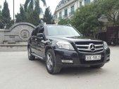 Xe Mercedes GLK 4matic đời 2012, màu đen, chính chủ giá 1 tỷ 125 tr tại Hà Nội