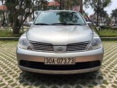 Bán xe Nissan Tiida AT đời 2007 số tự động, giá chỉ 350 triệu giá 350 triệu tại Hà Nội