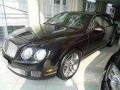 Cần bán lại xe Bentley Continental Flying Spur 6.0 đời 2011, màu đen, xe nhập chính chủ giá 5 tỷ 800 tr tại Hà Nội