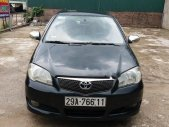 Bán Toyota Vios 1.5G đời 2007, màu đen, giá chỉ 250 triệu giá 250 triệu tại Hà Nội