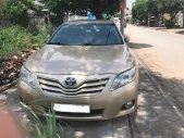 Bán xe Toyota Camry LE đời 2010, màu vàng, nhập khẩu giá 920 triệu tại Tp.HCM