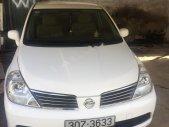 Bán Nissan Tiida đời 2007, màu trắng, xe nhập  giá 390 triệu tại Hà Nội