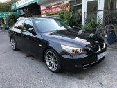 Bán BMW 5 Series 523i đời 2009, màu đen, nhập khẩu nguyên chiếc chính chủ, giá tốt giá 735 triệu tại Tp.HCM