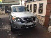Chính chủ bán Ford Everest đời 2011, màu bạc giá 492 triệu tại Tp.HCM