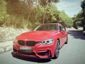 Cần bán gấp BMW 3 Series 328i đời 2012, màu đỏ, nhập khẩu nguyên chiếc như mới giá 1 tỷ 120 tr tại Tp.HCM