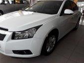 Bán Chevrolet Cruze 1.6LS 2014, màu trắng   giá 420 triệu tại Tp.HCM