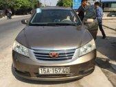 Bán Geely Emgrand đời 2012, màu nâu, nhập khẩu giá 286 triệu tại Hà Nội