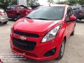 Cần bán xe Chevrolet Spark Van sản xuất 2017, màu đỏ giá 279 triệu tại Hà Nội