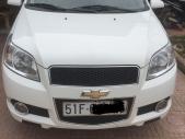 Bán ô tô Chevrolet Aveo đời 2015, màu trắng số sàn giá 310 triệu tại Tây Ninh