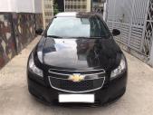 Cần bán xe Chevrolet Cruze LS đời 2013, màu đen giá 597 triệu tại Tp.HCM