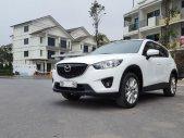 Bán ô tô Mazda CX 5 2.0 AT AWD đời 2014, màu trắng, ít sử dụng giá 686 triệu tại Hà Nội