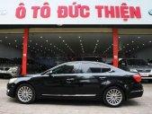 Cần bán Kia Cadenza 3.5V6 đời 2012, màu đen, nhập khẩu nguyên chiếc giá 750 triệu tại Hà Nội