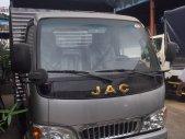 Xe tải JAC 2,4 TẤN HFC1030K4 thùng 3,7 m / giá xe tải JAC 1,9 TẤN /Gía xe tải 4,9 tấn giá 270 triệu tại Hậu Giang