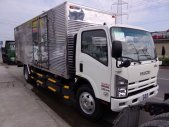 Xe tải 3.5 tấn isuzu qhr650/ giá xe tải isuzu qhr 650 thùng dài 4,3 mét giá 470 triệu tại Vĩnh Long
