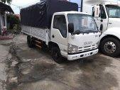 Xe tải isuzu 3,5 tấn thùng 4,3 tấn mui bạt /bán xe tải isuzu qhr650 tại cty ô tô phú mẫn giá 420 triệu tại Bến Tre