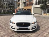 Bán Jaguar XE đời 2015, màu trắng, nhập khẩu nguyên chiếc giá 1 tỷ 850 tr tại Hà Nội