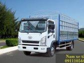 Bán xe tải Faw 7.3 tấn động cơ Hyundai, xe tải Faw 7 tấn 3, thùng dài 6.3m. Gía tốt nhất thị trường - Hỗ trợ trả góp 80% giá 540 triệu tại Hà Nội