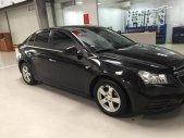 Cần bán Chevrolet Cruze 1.6 MT đời 2012, màu đen giá 359 triệu tại Hà Nội