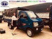 Xe Tải DongBen 810kg Thùng Mui Bạt Bán Trả Góp Hỗ Trợ Vay Ngân Hàng giá 160 triệu tại Bình Phước