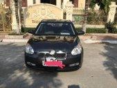 Bán Hyundai Verna 1.4 MT đời 2008, màu đen, xe nhập số sàn giá 236 triệu tại Hải Phòng