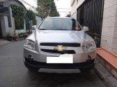 Bán Chevrolet Captiva LT đời 2008, màu bạc, giá 319tr giá 319 triệu tại Đồng Nai