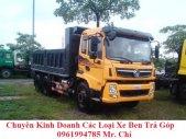 xe ben CỬU LONG TMT 2 cầu 2.5 tấn/3.5 tấn/4.2 tấn/4.4 tấn/6.5 tấn – xe ben CỬU LONG TMT 2 cầu 2,5 tấn/3,5 tấn/4,2 tấn/4, giá 615 triệu tại Kiên Giang