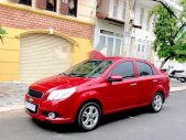 Cần bán Chevrolet Aveo LTZ năm sản xuất 2015, màu đỏ ít sử dụng giá 350 triệu tại Tp.HCM