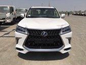 Bán ô tô Lexus LX 570 Super Sport  2018, màu trắng, nhập khẩu Trung Đông  giá 9 tỷ 180 tr tại Hà Nội