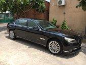 Cần bán xe BMW 7 Series 740Li năm 2009, màu đen, xe nhập giá 1 tỷ 200 tr tại Tp.HCM