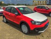 Cần bán Volkswagen Cross Polo 2018, màu đỏ, nhập khẩu, giá 725tr giá 725 triệu tại Tp.HCM