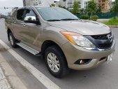 Cần bán Mazda BT 50 3.2 AT 2 cầu 2014, màu vàng cát nhập khẩu xe cực đẹp , biiển HN  giá 575 triệu tại Hà Nội