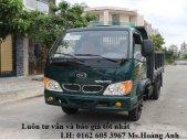 xe tải ben TMT HD60424 - Máy huyndai giá 339 triệu tại Kiên Giang