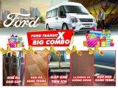 Bán xe Ford Transit Limousine, Luxury, SVP & MID 2019, xe giao ngay, giá cạnh tranh, LH ngay: 0918889278 để được tư vấn giá 740 triệu tại Tp.HCM