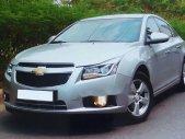 Cần bán Chevrolet Cruze 1.6 LS sản xuất 2013, màu bạc giá 395 triệu tại Tp.HCM