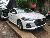 Cần bán xe  HYUNDAI ELANTRA SPORT màu trắng, có sẵn, giao ngay, vay lsuat thấp.  giá 729 triệu tại Tp.HCM