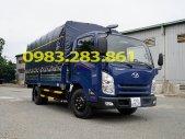 Bán xe tải hyundai 2 tấn 2 do thanh IZ65 thùng mui bạt giá rẻ. Hỗ trợ vay cao—lãi suất ưu đãi. giá 435 triệu tại Tp.HCM